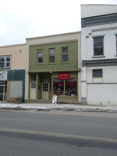 Coudersport Commercial For Sale: 19 South Main Street