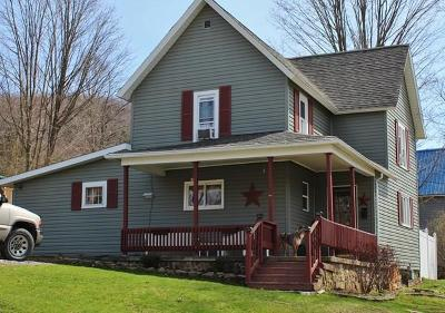 Coudersport Single Family Home For Sale: 701 S East St