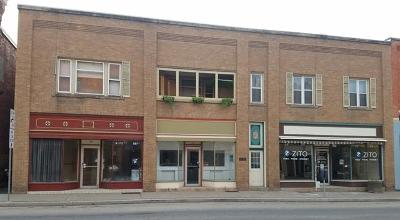 Coudersport Commercial For Sale: 114-118 North Main Street