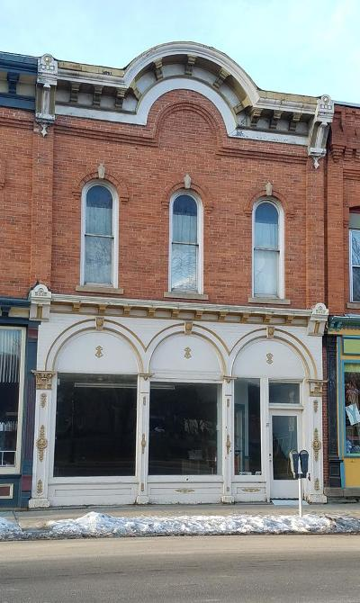 Coudersport Commercial For Sale: 12 East Second Street