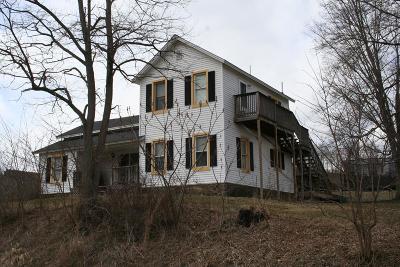 Wellsboro Single Family Home For Sale: 543 Hills Creek Lake Road
