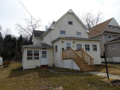 Wellsboro Single Family Home For Sale: 74 East Avenue
