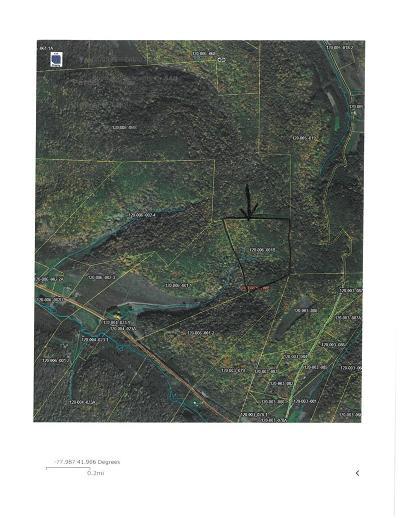 Coudersport Residential Lots & Land For Sale: Sr 44 North