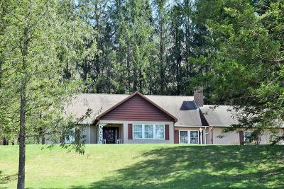 Westfield Single Family Home For Sale: 1720 Crance Brook Road