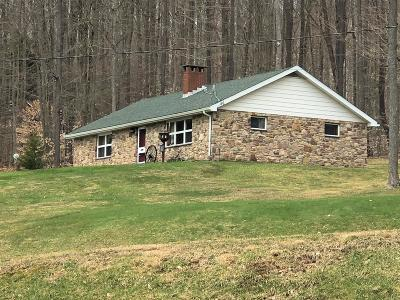 Coudersport Single Family Home For Sale: 25 Jeans Lane