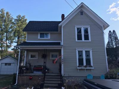 Coudersport PA Single Family Home For Sale: $79,500