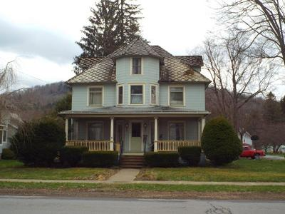 McKean County Single Family Home For Sale: 208 East Arnold Ave