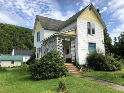 Potter County Single Family Home For Sale: 607 Ross St