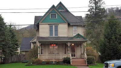 Coudersport Single Family Home For Sale: 403 South Main St.