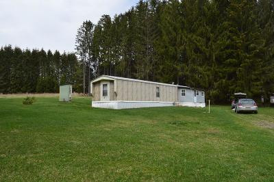 Galeton Single Family Home For Sale: 21 Whispering Pine Lane