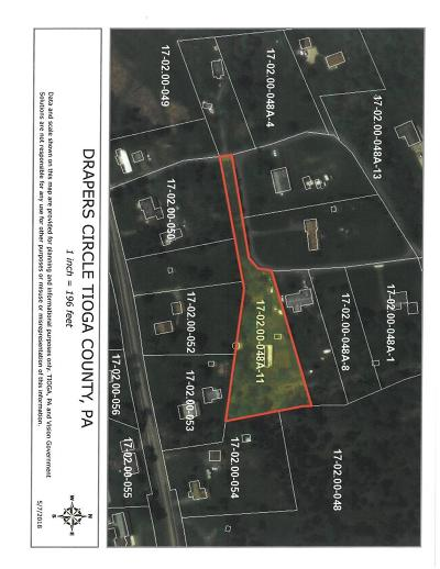 Millerton Residential Lots & Land For Sale: Drapers Circle