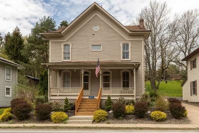 Liberty Single Family Home For Sale: 5019 Blockhouse Rd