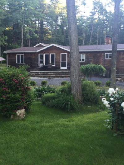 Liberty Single Family Home For Sale: 227 Vailtown Road