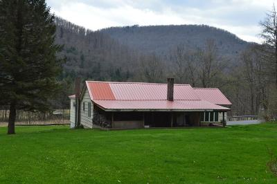 Galeton Single Family Home For Sale: 214 W Branch Road