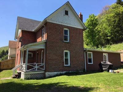 Coudersport Single Family Home For Sale: 417 East Second Street
