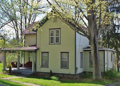 Wellsboro Single Family Home For Sale: 20 Bacon Street