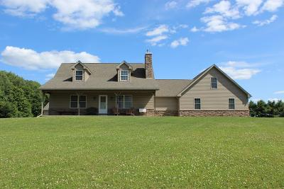 Galeton Single Family Home For Sale: 757 Paul Hollow Road