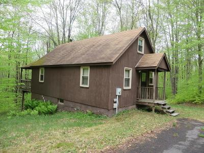 Coudersport Single Family Home For Sale: 35 Castle
