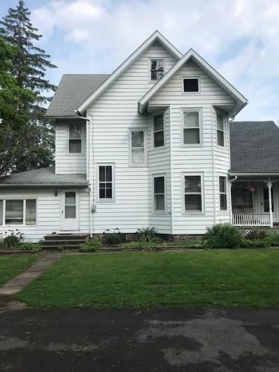Shinglehouse Single Family Home For Sale: 117 South Oswayo Street