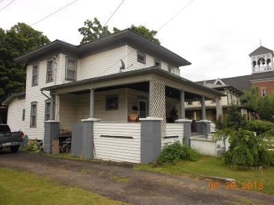 Westfield Single Family Home For Sale: 138 Church Street