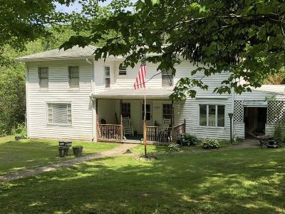 Gillett Single Family Home For Sale: 5188 Judson Hill Road