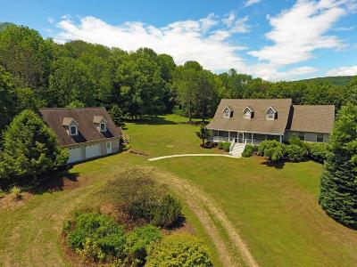 Wellsboro Single Family Home For Sale: Reese Hill Road
