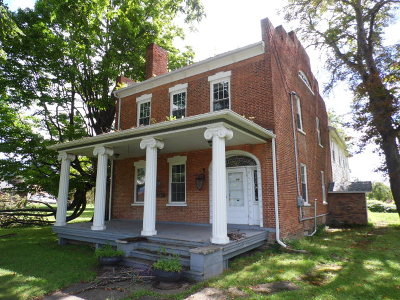 Lawrenceville Single Family Home For Sale: 14 Cowanesque St