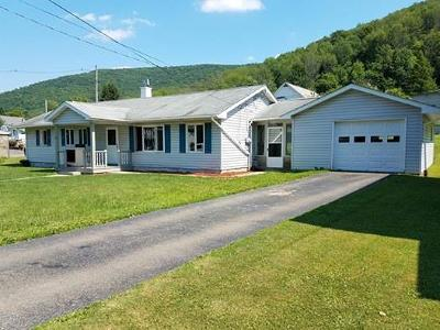 Galeton PA Single Family Home For Sale: $85,000