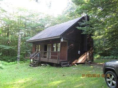 Coudersport Single Family Home For Sale: 27 Cherry Ridge Rd.