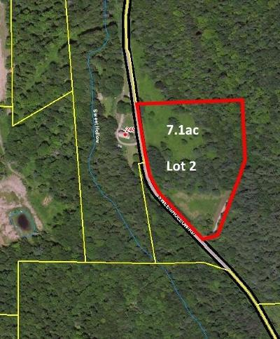 Middlebury Center Residential Lots & Land For Sale: Lot 2 Sweet Hollow Rd
