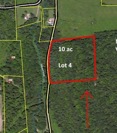 Middlebury Center Residential Lots & Land For Sale: Lot 4 Sweet Hollow Rd