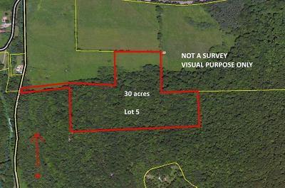 Middlebury Center Residential Lots & Land For Sale: Lot 5 Sweet Hollow Rd