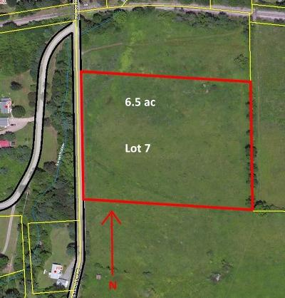 Middlebury Center Residential Lots & Land For Sale: Lot 7 Sweet Hollow Rd