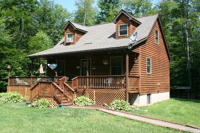 Westfield Single Family Home For Sale: 623 Deerlick Road