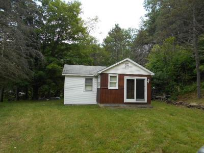 Coudersport Single Family Home For Sale: 102 Burrows Road