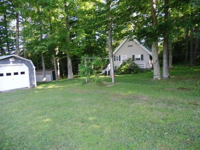 Coudersport Single Family Home For Sale: 429 Ellis Hollow Road