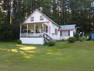 Galeton Single Family Home For Sale: 345 Route 6