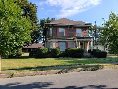 Mansfield Single Family Home For Sale: 35 E Elmira St