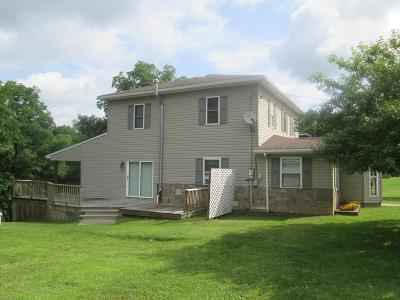 Shinglehouse Single Family Home For Sale: 510 West Honeoye Street