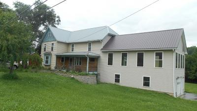 Mansfield Single Family Home For Sale: 1461 Route 660