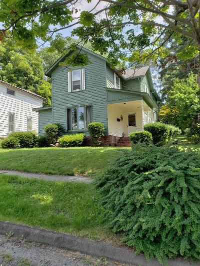 Mansfield Single Family Home For Sale: 89 St James