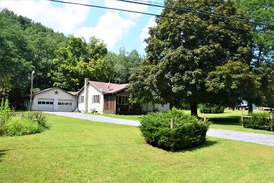 Liberty Single Family Home For Sale: 527 Covered Bridge Rd.