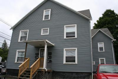 Mansfield Multi Family Home For Sale: 70 East Elmira Street