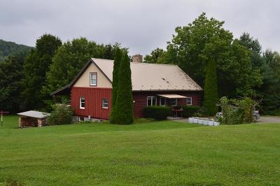Westfield Single Family Home For Sale: 2707 Route 49