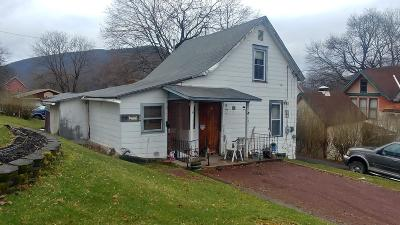 Potter County Single Family Home For Sale: 10 Fourth St.