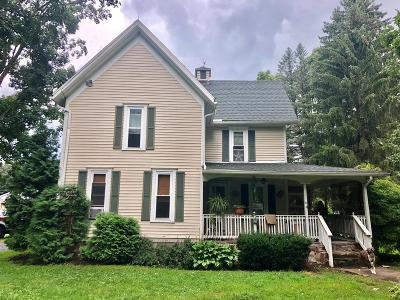 Covington Single Family Home For Sale: 22 Williams Street