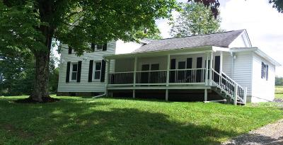 Tioga Single Family Home For Sale: 2840 Cummings Creek Road