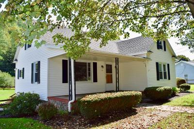 Wellsboro PA Single Family Home For Sale: $162,900