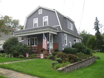 Wellsboro Single Family Home For Sale: 34 Jackson Street