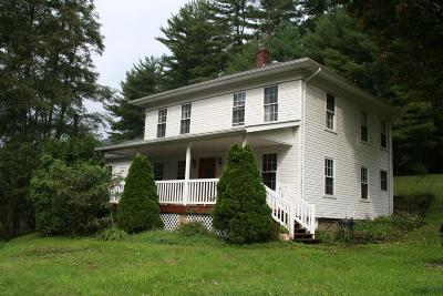 Wellsboro Single Family Home For Sale: 3559 Route 6